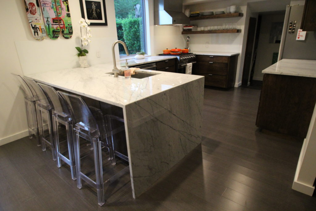 Trotter Construction - Modern kitchen